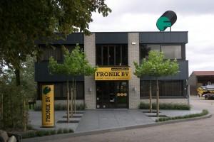 Aannemingsbedrijf Fronik Infra B.V. in Mijdrecht