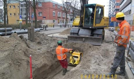 Amsterdam Rioolwerk Marius Bauerstraat