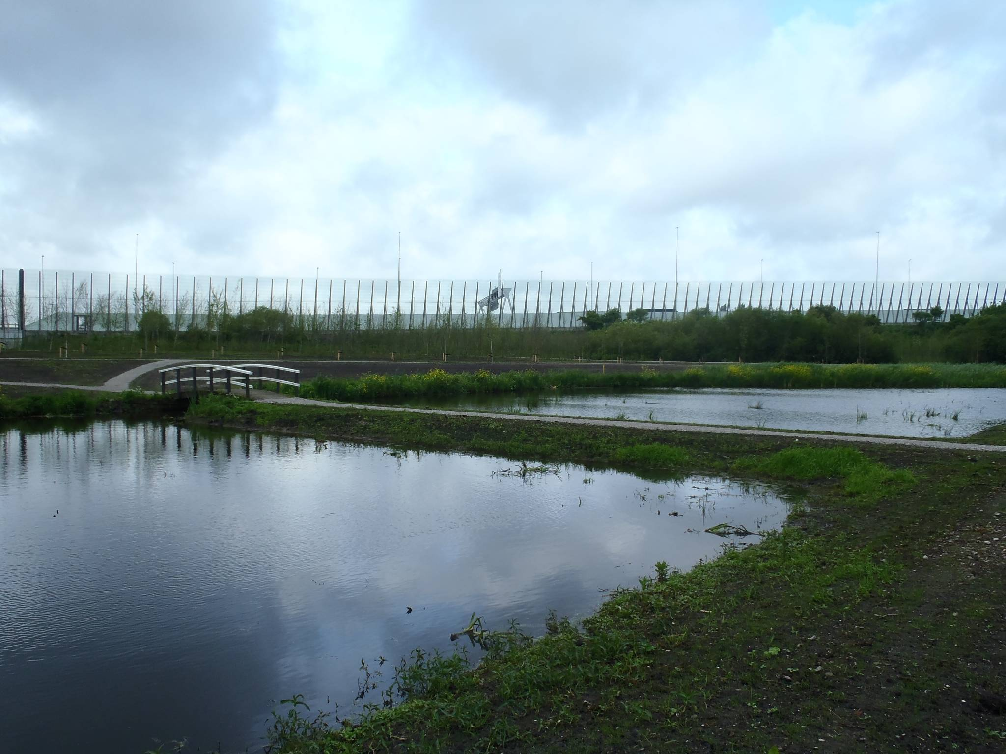 Aannemingsbedrijf Fronik Infra B.V. in Mijdrecht Diemen De Omloop landschapspark