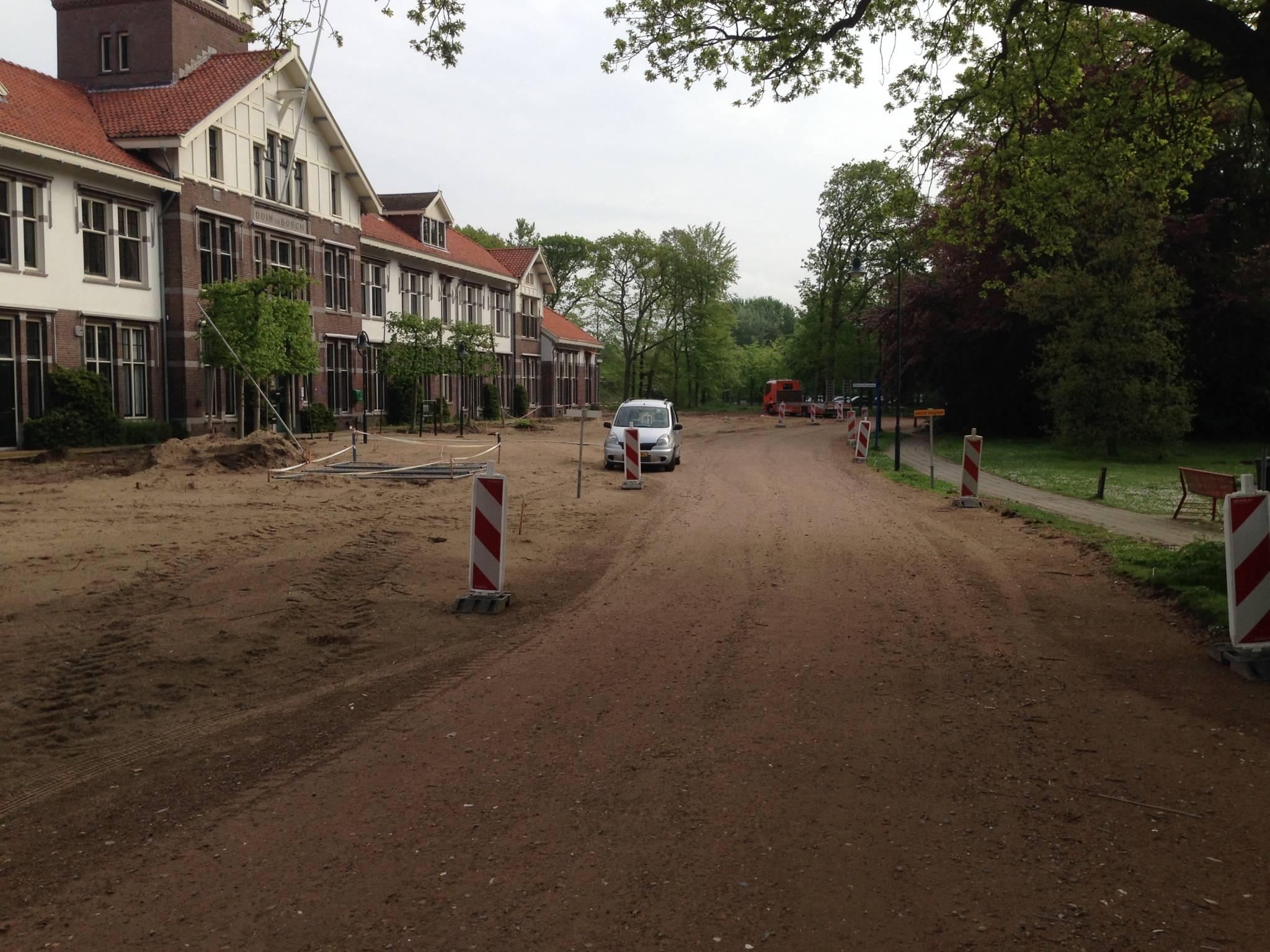 Aannemingsbedrijf Fronik Infra B.V. in Mijdrecht Castricum Ontwikkeling Duin en Bosch