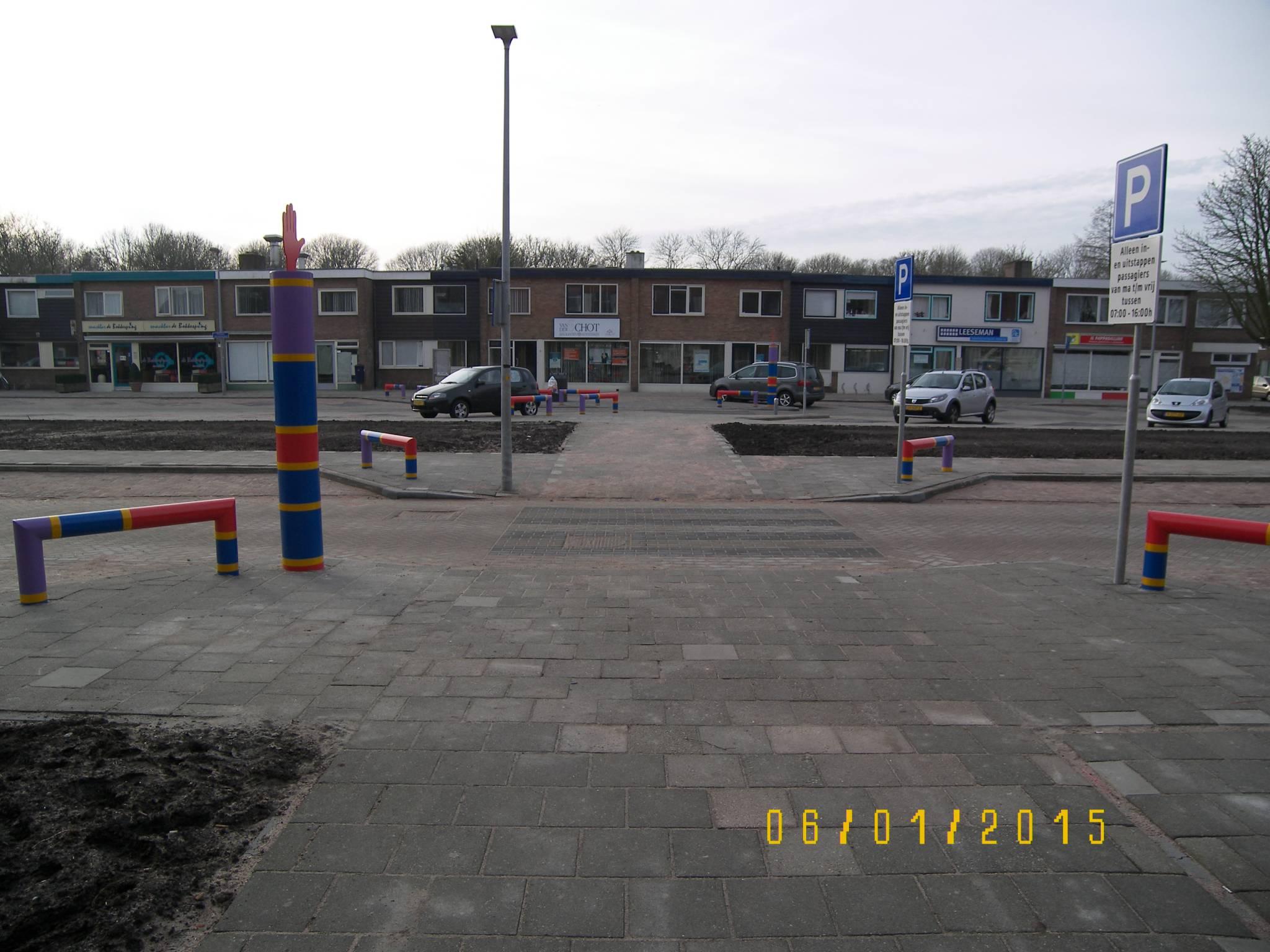 Aannemingsbedrijf Fronik Infra B.V. in Mijdrecht Uithoorn P-voorziening KindCentrum