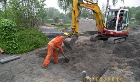 Uithoorn, herstraten en vervangen riolering Grevelingen en Gooimeer