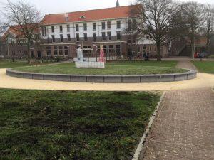 Aannemingsbedrijf Fronik Infra B.V. in Mijdrecht Castricum, Herinrichting Centrumgebied Duin&Bosch