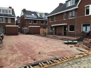 Aannemingsbedrijf Fronik Infra B.V. in Mijdrecht Haarlem De Remise