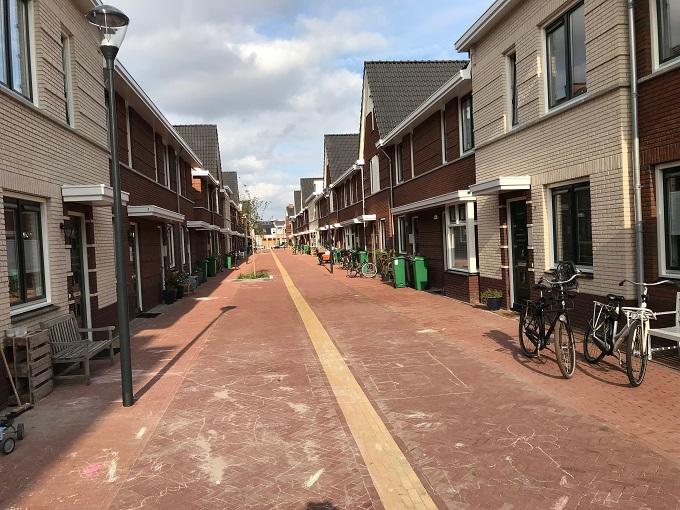 Fronik Infra B.V. Remise Haarlem