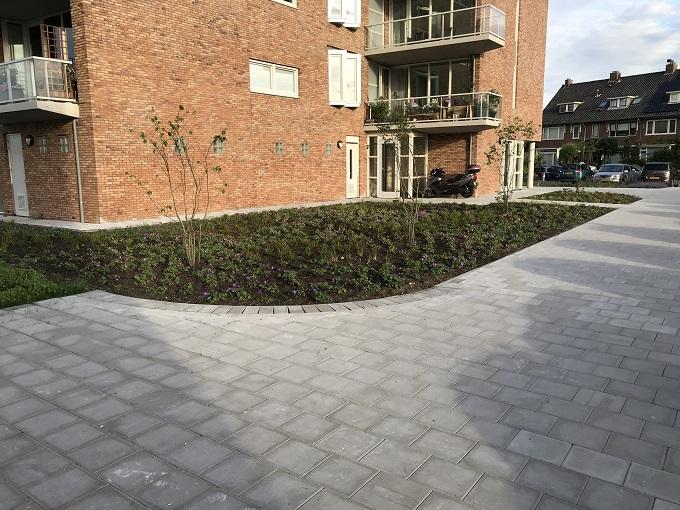 Fronik Infra B.V. woonrijpmaken Mientekade Haarlemmermeer