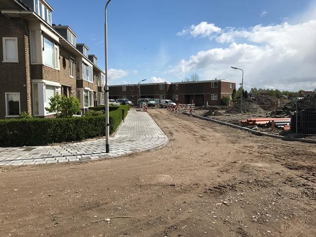 Aannemingsbedrijf Fronik Infra B.V. in Mijdrecht Halfweg, Mientekade op EMVI