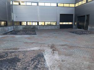 Aannemingsbedrijf Fronik Infra B.V. in Mijdrecht, Uithoorn, grondwerk occasioncentrum onder saneringscondities