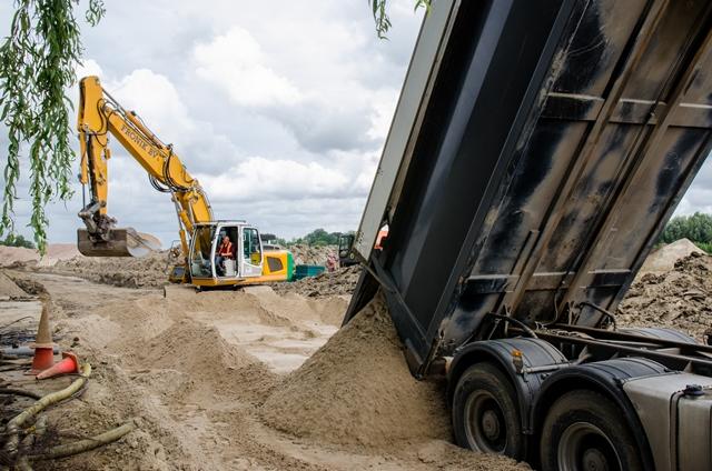 Aannemingsbedrijf Fronik Infra B.V. in Mijdrecht, Vreeland, BRM Nieuwbouwplan 60 woningen