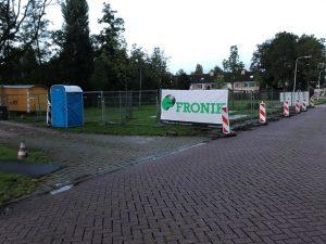 Aannemingsbedrijf Fronik Infra B.V. in Mijdrecht, Uithoorn, bouwplan wonen in Buitengoed