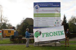 Aannemingsbedrijf Fronik Infra B.V. in Mijdrecht, Weesp, Rioolreconstructie Nijverheidslaan