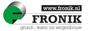 Fronik Infra B.V. Logo