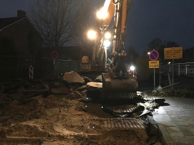 Fronik Infra B.V. Eikenlaan Nieuw-Loosdrecht