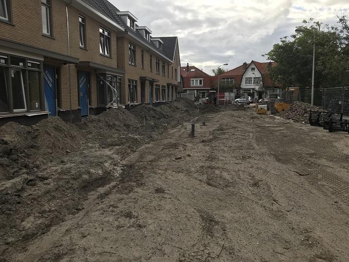 Fronik Infra woonrijpmaken Park Duivenvoorde