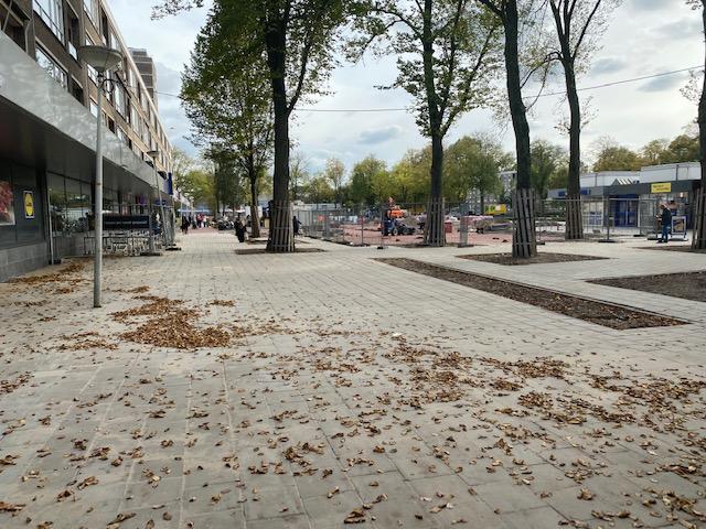 Fronik Infra Winkelcentrum De Stede Den Haag