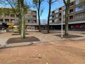 Fronik Infra parkeerterrein De Stede Den Haag