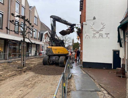 Amstelveen, herinrichting Oude Dorp EMVI